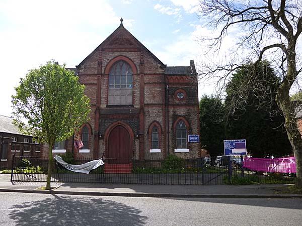 Church of God Seventh Day - Formerly Longsight Baptist Church