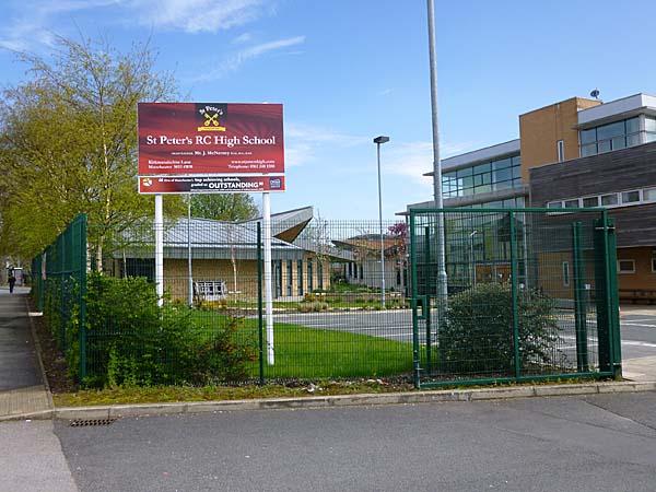 St Peter's RC High School