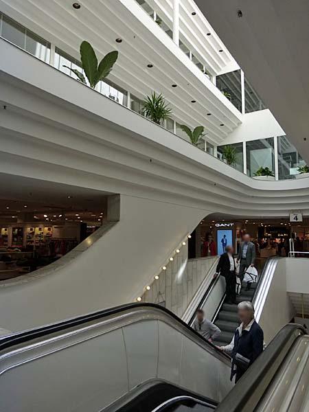 Nk Department Store Stockholm Sweden