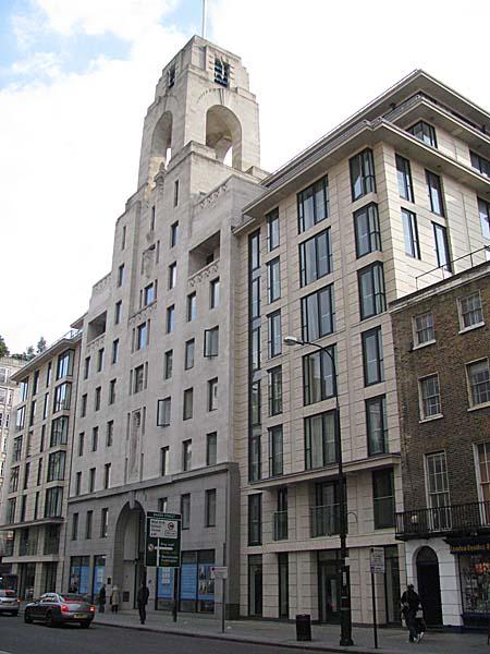Abbey House Baker Street