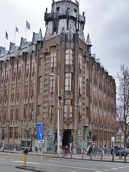 grand hotel amrath amsterdam holland. Black Bedroom Furniture Sets. Home Design Ideas