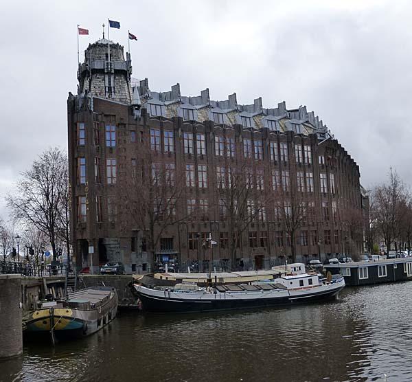Rooms: Grand Hotel Amrath, Amsterdam, Holland