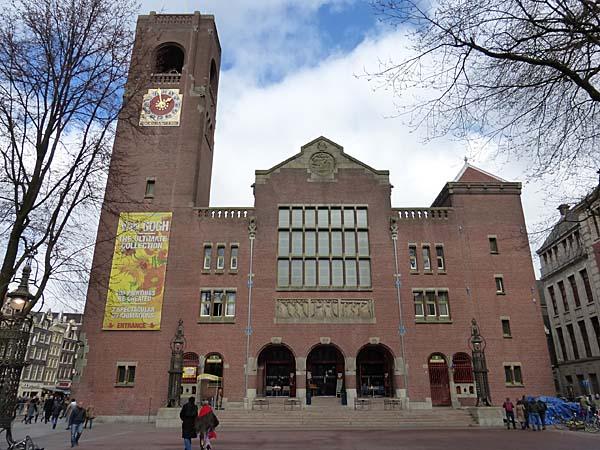 Beurs Van Berlage Amsterdam Holland