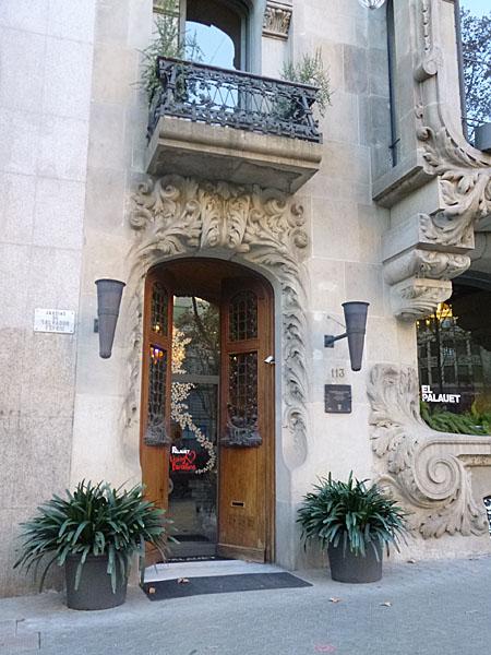 Casa Bonaventura Ferrer, Barcelona, Spain