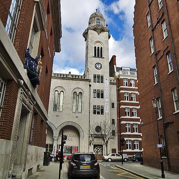 Cadogan Hall London