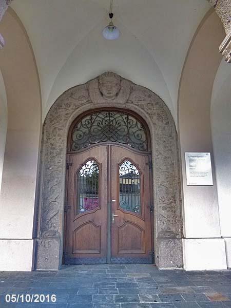 Collegium Canisianum, Innsbruck, Austria