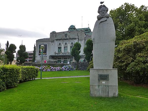 Den Nationale Scene, Bergen, Norway