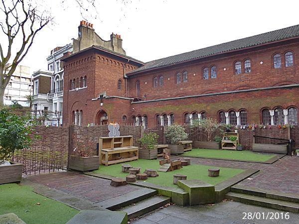 Second Church Of Christ Scientist Kensington London