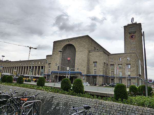 stuttgart hauptbahnhof germany
