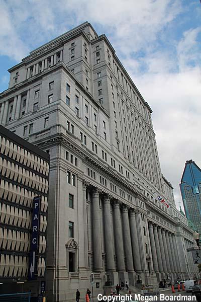 Sun Life Building Montreal Canada