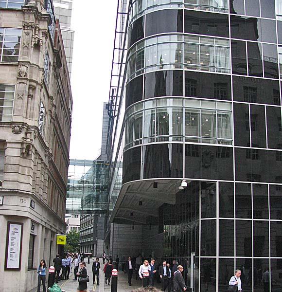 Daily Express Building Fleet Street