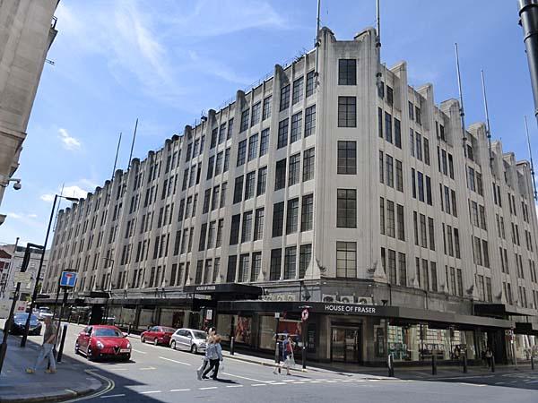 e1e2c05d672f House of Fraser, Oxford Street, London