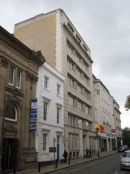 Neville House - Waterloo Street