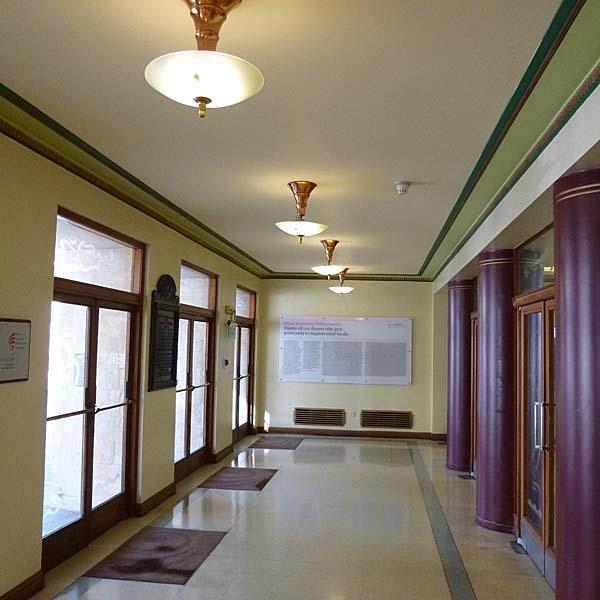 Philharmonic Hall Liverpool Uk