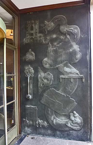 Riba Headquarters 66 Portland Place London Uk