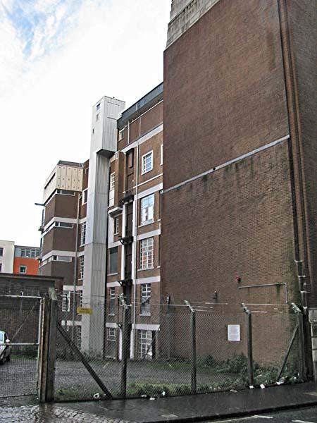 Telephone House Newhall Street Birmingham Uk
