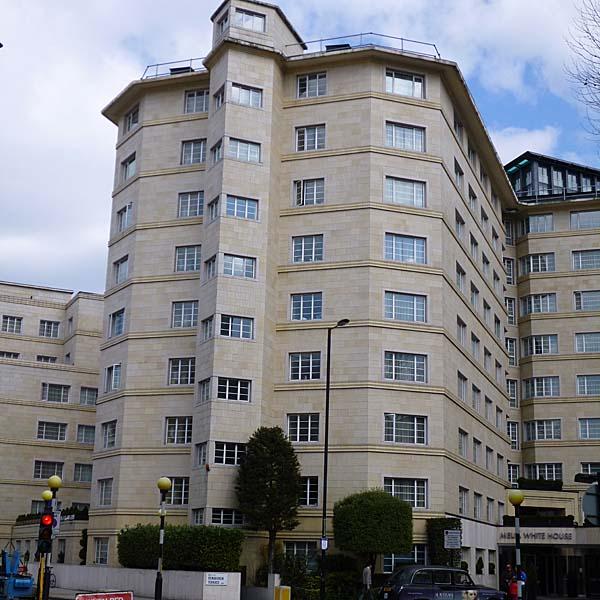 The Whitehouse, Albany Street, London