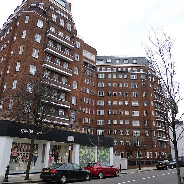 Whitelands House Chelsea London