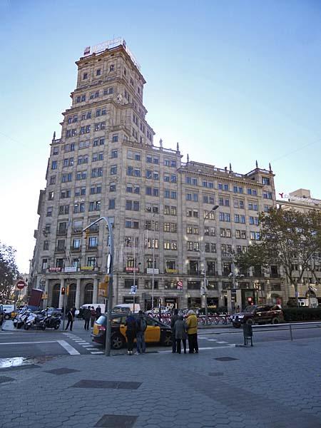 Edificio Generali, Barcelona, Spain