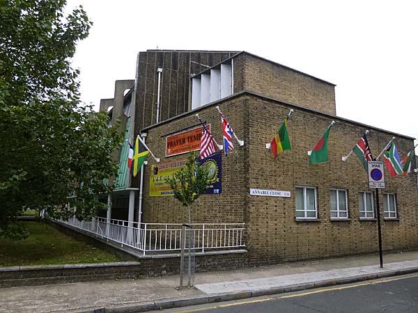 Trinity Methodist Church Former Poplar London