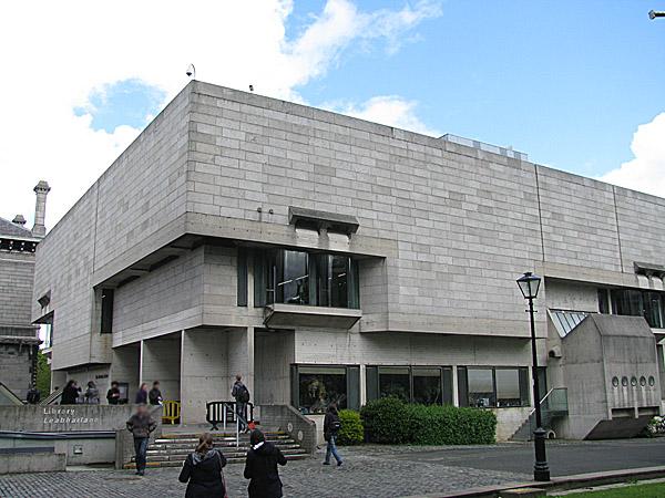 The Berkeley Library Trinity College Dublin