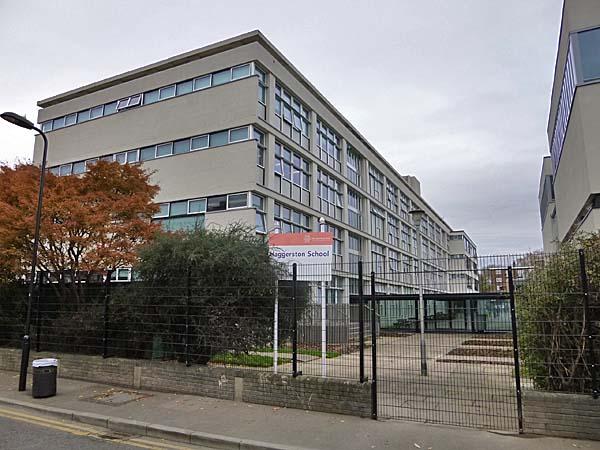 Haggerston School Hackney London