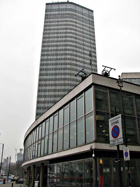 Millbank Tower London Uk