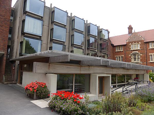 Somerville College 1960s Oxford Uk