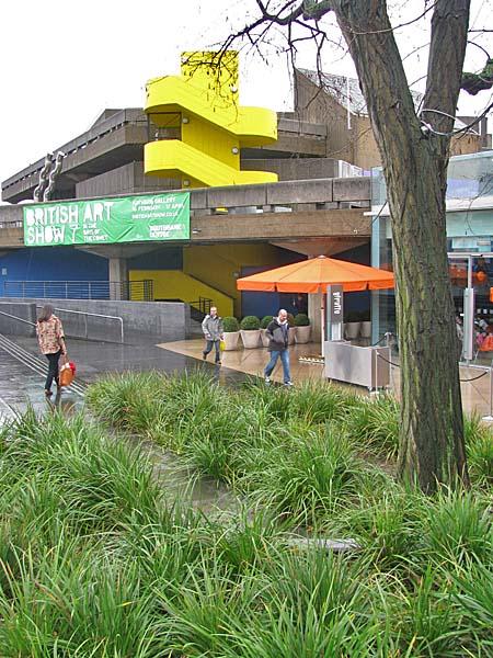 queen elizabeth roof garden cafe bar the south bank centre