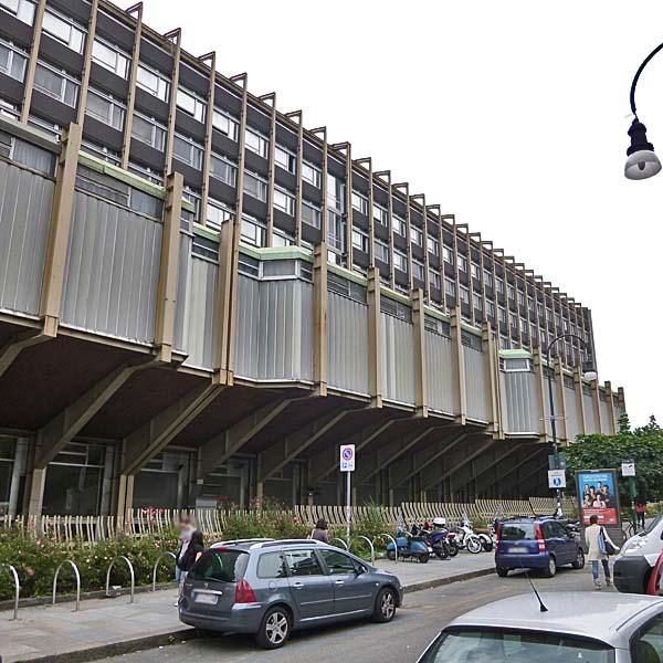 Palazzo Nuovo, Torino, Italy Happy Italy