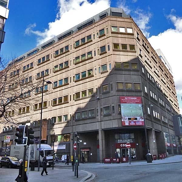 1 Tithebarn Street Liverpool Uk