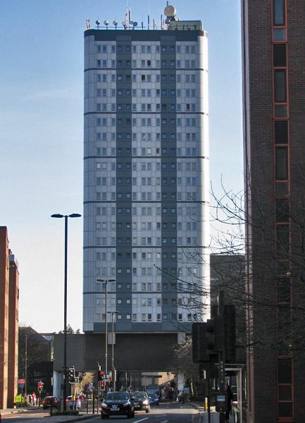 Bewick Court Princess Square Newcastle Upon Tyne Uk