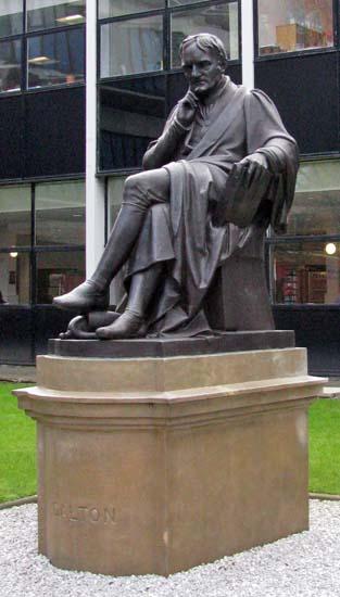 John Dalton Building Manchester Metropolitan University