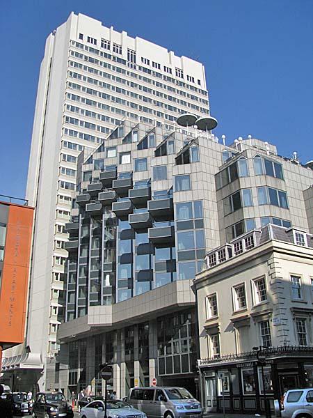 Metro One Hotel London