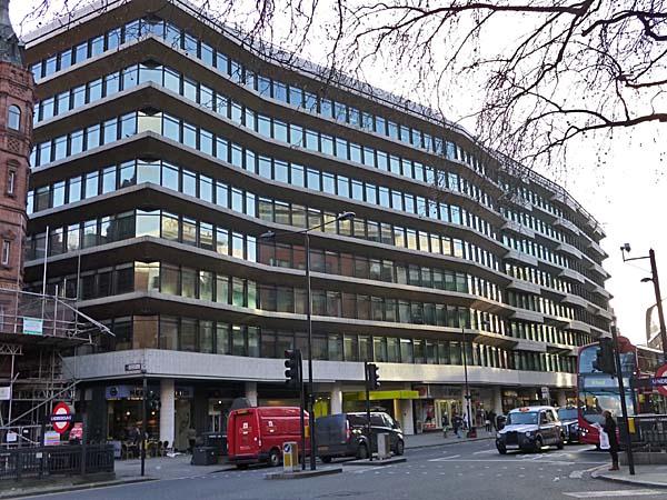 Holborn Gate London