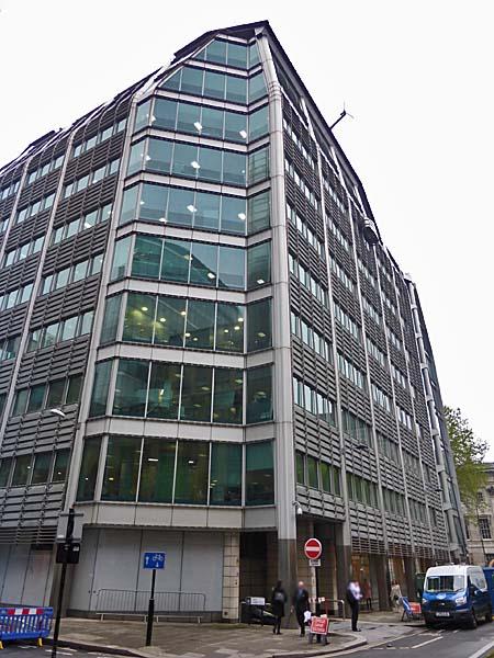 25 Gresham Street London