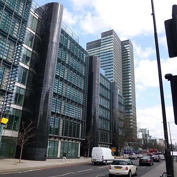 2 3 Triton Square Euston Road London