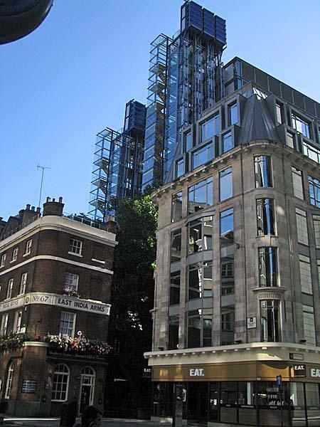 Lloyd S Register Fenchurch Street London Uk