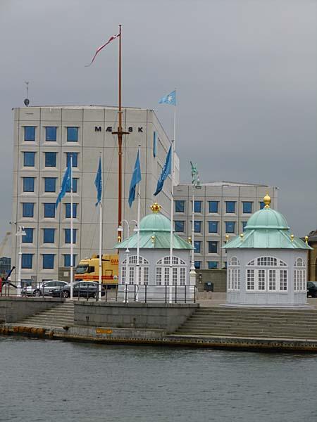 A P M 248 Ller Maersk Head Office Copenhagen Denmark