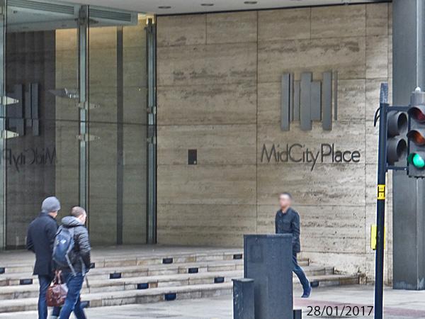 midcity place  high holborn  london