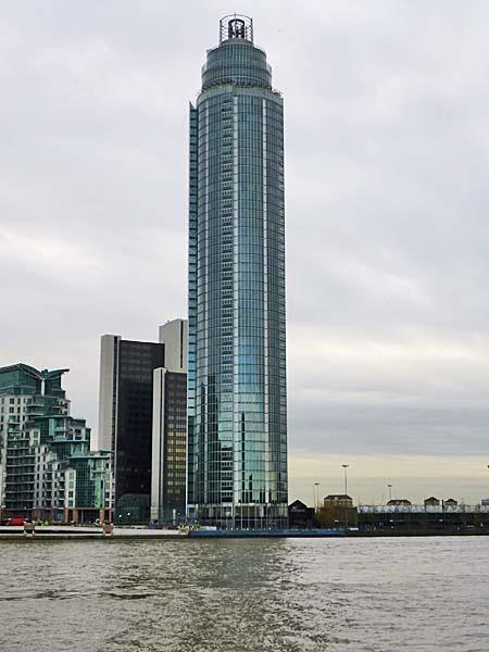 St George Wharf Amp Tower