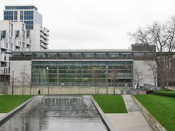 Swiss Cottage Leisure Centre London