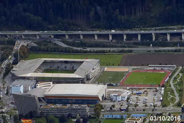 Tivoli Stadion Tirol Innsbruck Austria