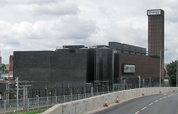 Energy Centre Stratford London