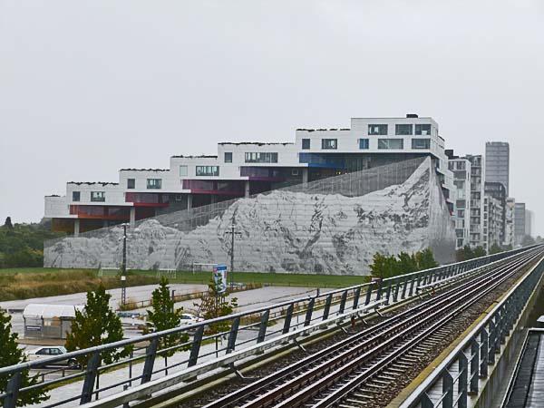 Mountain Dwellings Orestad Copenhagen Denmark