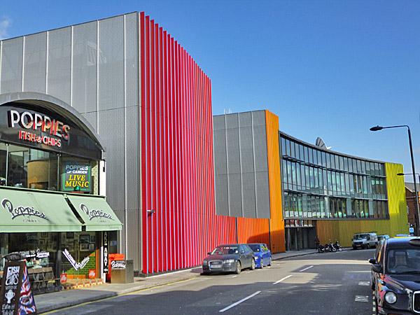 Viacom Building Camden London