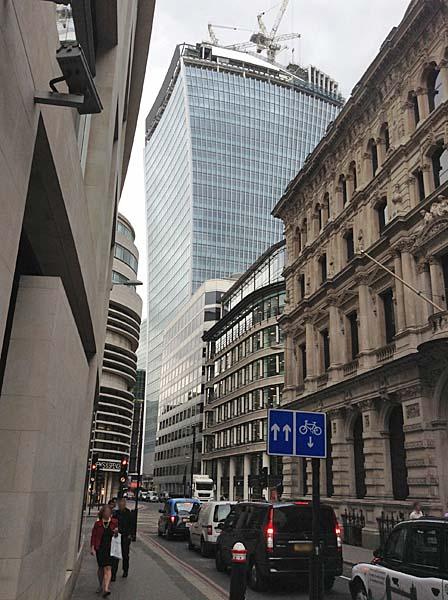 20 Fenchurch Street The Walkie Talkie London