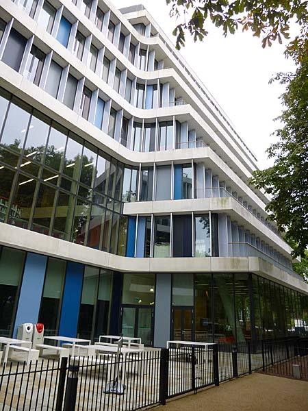 City Of Westminster College Paddington Green London