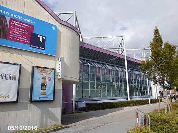 Landessports Centre Innsbruck Austria