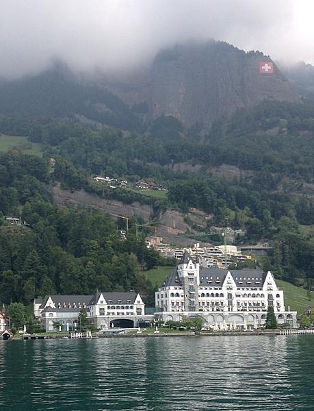 Palace Hotel Lucerne